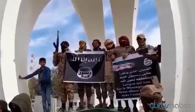 HDP, Afrin ve Serekaniye'de IŞİD bayrakları açılmasını Meclis gündemine taşıdı