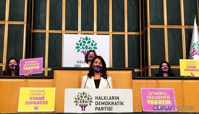 HDP'den MHP'yi kızdıracak açıklama