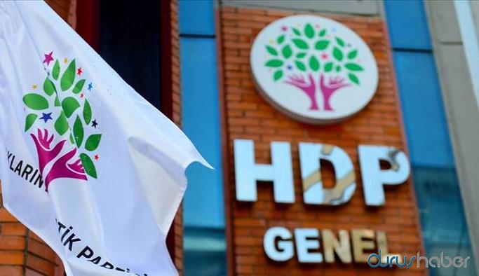 HDP'den iktidara flaş çağrı
