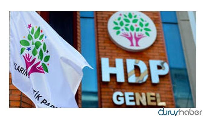 HDP'den İmamoğlu'na geçmiş olsun mesajı