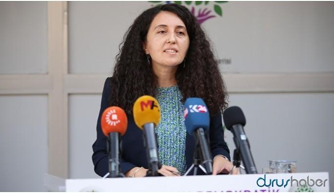 HDP Sözcüsü Günay: Aradığı rantı bulamayanlar üzerinden HDP'yi kriminalize edemezsiniz