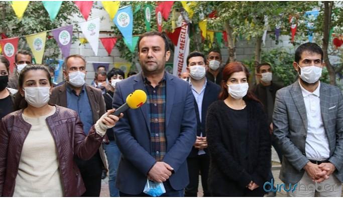 HDP Van'da kongreye gidiyor