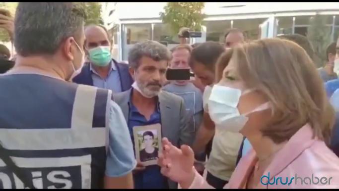 HDP Diyarbakır il binası önünde bekletilenleri Meclis'e davet etti