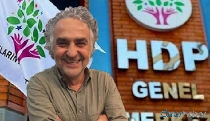 HDP'li Bülent Uyguner'e 6 yıl 3 ay hapis cezası