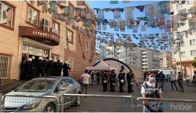 HDP'li Eşbaşkanlar hakkında gözaltı kararı
