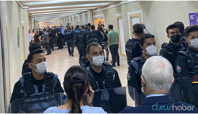 HDP'li siyasetçiler adliyeye getirildi