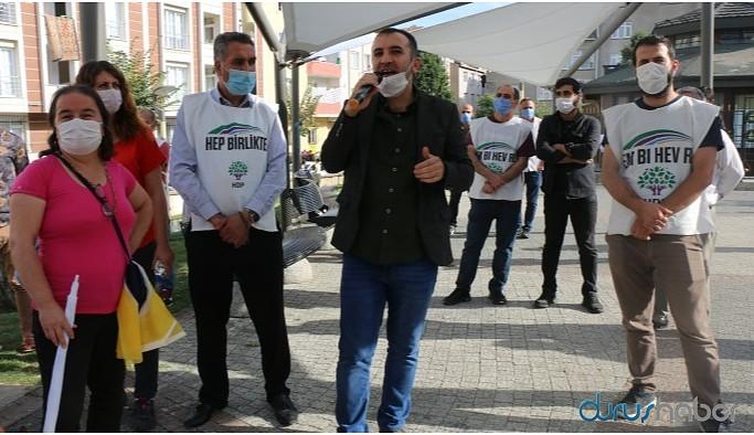 Hedefteki HDP'lilerden iktidara yanıt: Biat etmedik, etmeyeceğiz