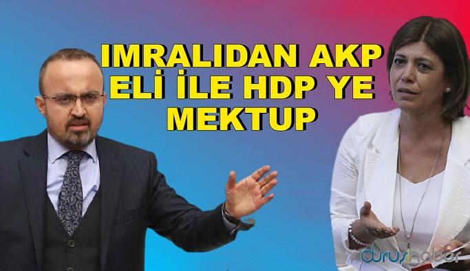 Imralıdan AKP Eli İle HDP ye Mektup