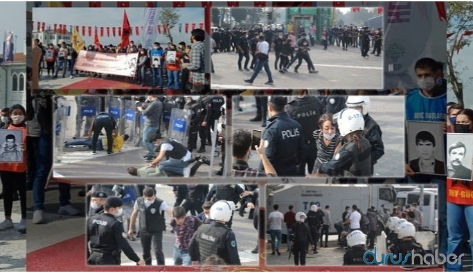 İstanbul'da gözaltına alınan 55 genç serbest bırakıldı