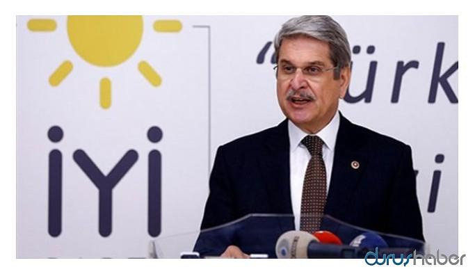 İYİ Partili Aytun Çıray'dan istifa iddiaları hakkında açıklama