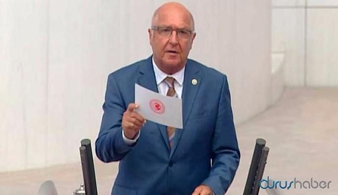 İYİ Partili Milletvekili: HDP'nin başına gelen başka birilerinin başına da gelecektir