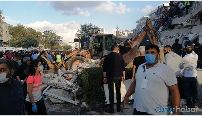 İzmir'deki depremde hayatını kaybeden ve yaralı sayısı açıklandı