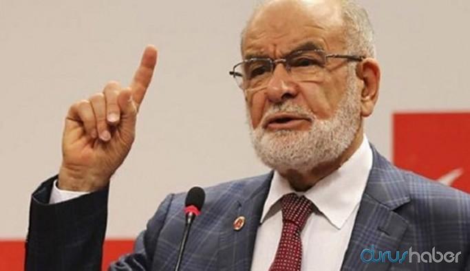 Saadet Partisi lideri Karamollaoğlu'ndan 'erken seçim' açıklaması