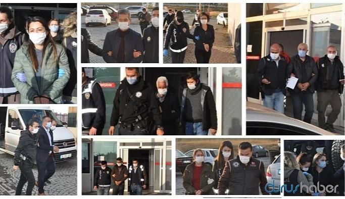 Kars Belediyesi Eşbaşkanı Alaca'nın ifade işlemlerine başlandı