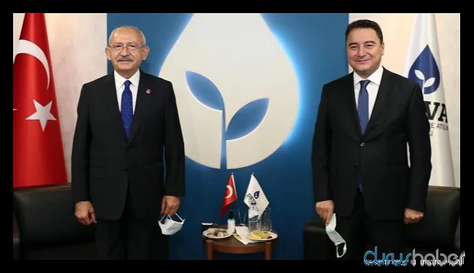 Kılıçdaroğlu'ndan DEVA Partisi'yle ittifak açıklaması