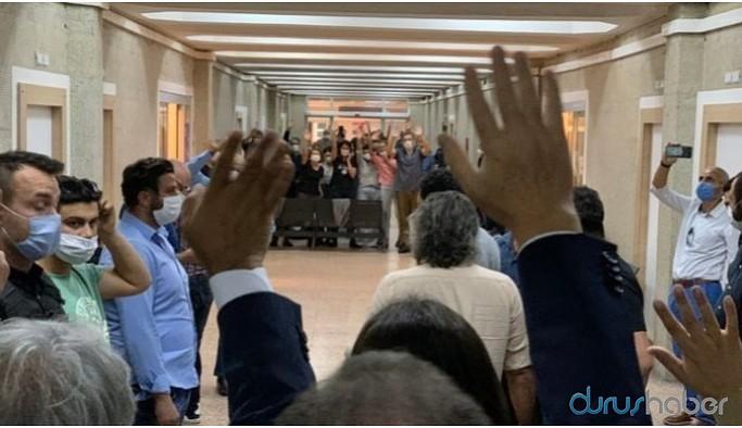 'Kobanê soruşturması'nda tutuklanan 17 siyasetçinin tutukluluk itirazları reddedildi