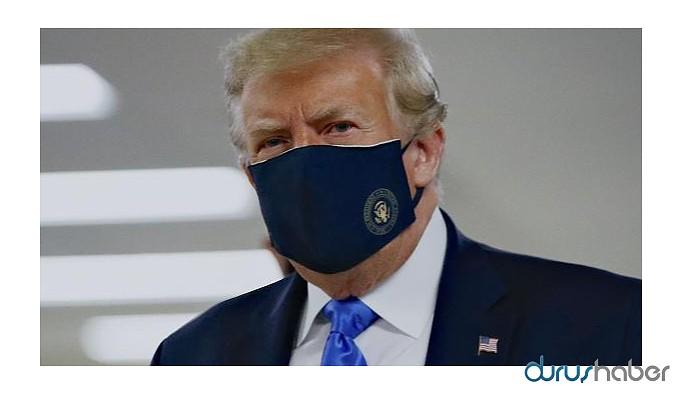 Koronavirüs tedavisi gören Trump'tan flaş açıklama