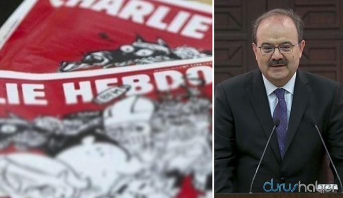 Kültür Bakan Yardımcısı Çam'ın küfürlü Charlie Hebdo tweeti hakkında yeni gelişme