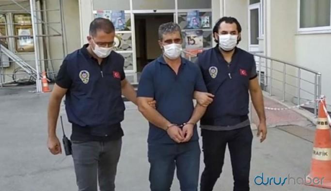 Mersin'de çocuklarını canlı yayında darbeden baba tutuklandı