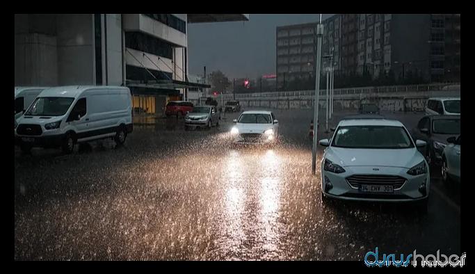 Meteoroloji'den İstanbul ve 10 il için sarı kodlu uyarı