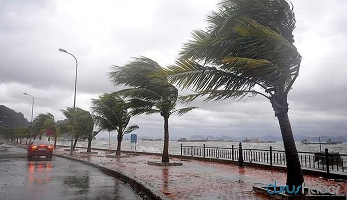 Meteoroloji: Yarın fırtına bekleniyor