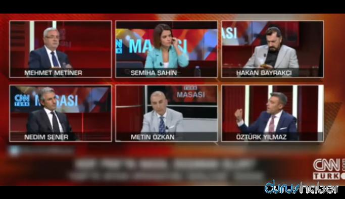 Eski AKP'li Metiner'den Selahattin Demirtaş'a çağrı