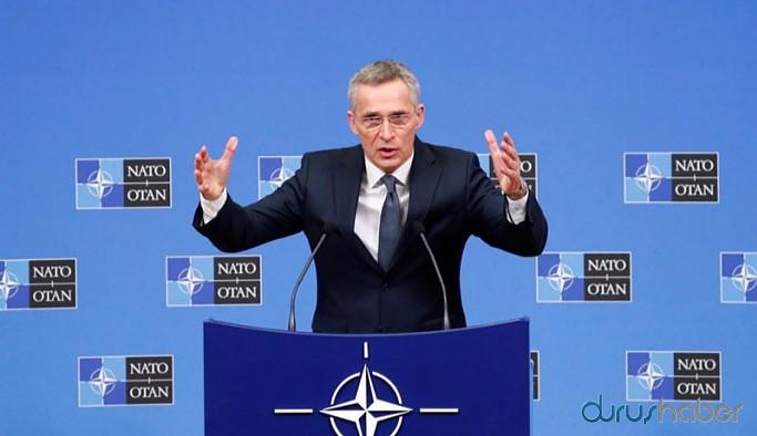NATO Genel Sekreteri Ankara'ya geliyor