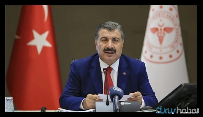 Sağlık Bakanı Koca'nın açıklaması sonrası DSÖ'den Türkiye'ye flaş çağrı