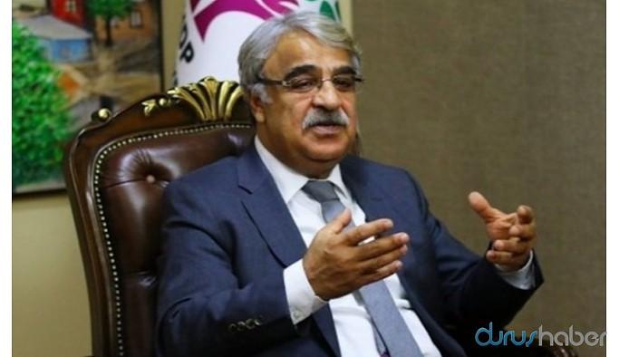 Sancar, Bilgen'in HDP'ye yönelik eleştirilerine yanıt verdi