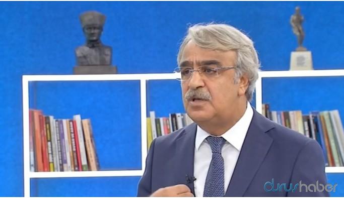 Sancar: Kobanê'de ne oldu? Efkan Ala'nın işaret ettiği karanlık odaklar...