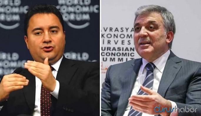 Selvi'den çok çarpıcı iddia: Ali Babacan'ın buna yeşil ışık yakması Abdullah Gül ile aralarını açmış
