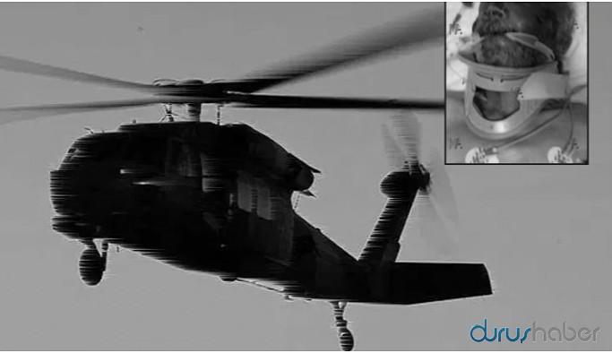 Şiban ve Turgut'un helikopterden atılmasının araştırılmasını AKP-MHP reddetti