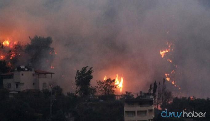Soylu'dan Hatay'daki yangına ilişkin açıklama: 2 kişi gözaltında