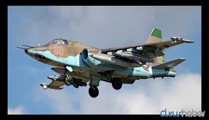 İkinci kez sağlanan ateşkes bozuldu! Su-25 savaş uçağı düşürüldü
