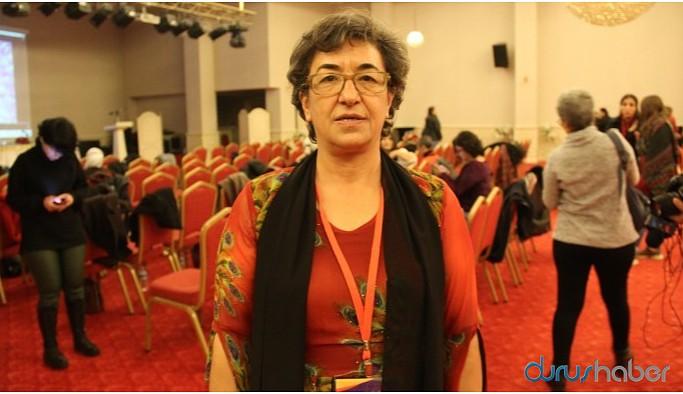 TJA Sözcüsü Ayşe Gökkan gözaltına alındı