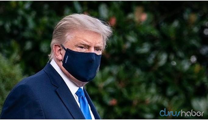 Trump taburcu olacağını duyurdu