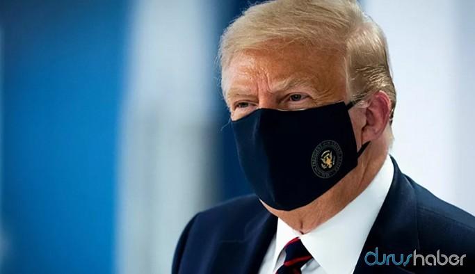 Trump'tan sağlık durumuna ilişkin açıklama
