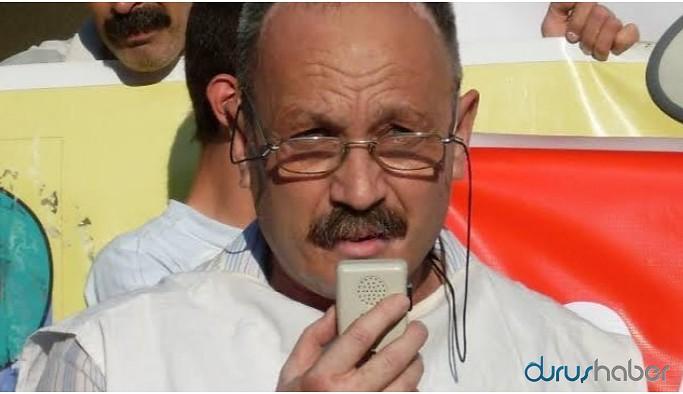 Turgutlu İlçe Eşbaşkanı Bökü gözaltına alındı