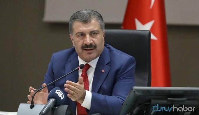 Türkiye'de koronavirüsten 71 kişi daha hayatını kaybetti
