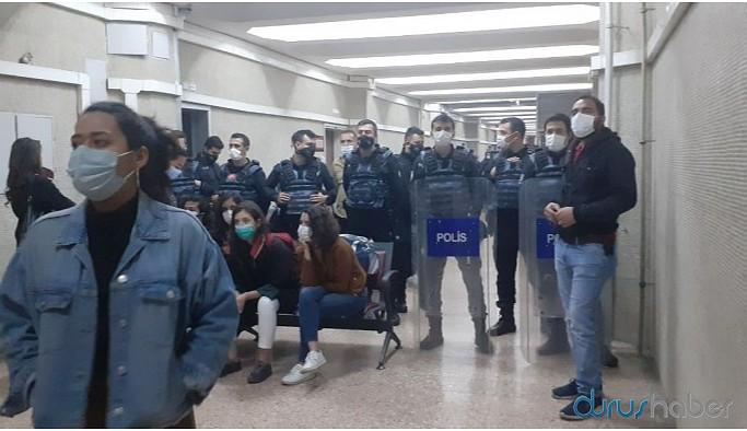 Tutuklama talebiyle mahkemeye sevk edilen 20 HDP'li siyasetçi hakkında sıcak gelişme