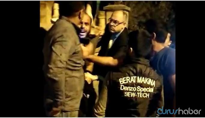 Urfa'da kadına taciz
