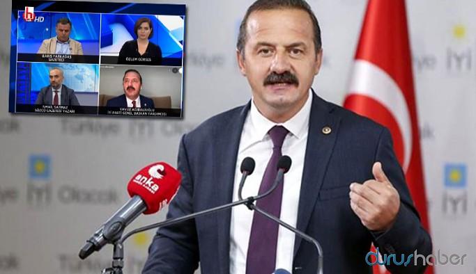 Yavuz Ağıralioğlu İYİ Parti'nin Cumhurbaşkanı adayını açıkladı