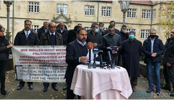 Êzidîlerden Şengal Anlaşması'na karşı deklarasyon