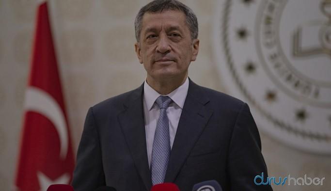 Milli Eğitim Bakanı Selçuk yüz yüze eğitimin detaylarını açıkladı