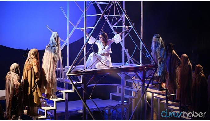 '24. İstanbul Tiyatro Festivali' başladı