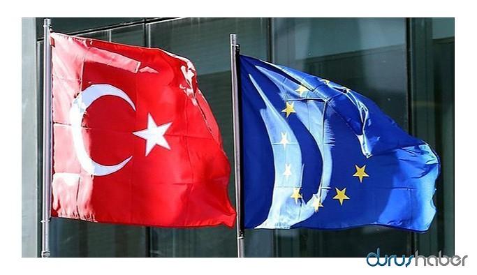 AB'den Türkiye'ye flaş yaptırım mesajı