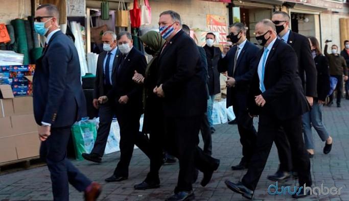 ABD: Erdoğan ile Pompeo, Türkiye liderininin programındaki değişiklik nedeniyle görüşemeyecek