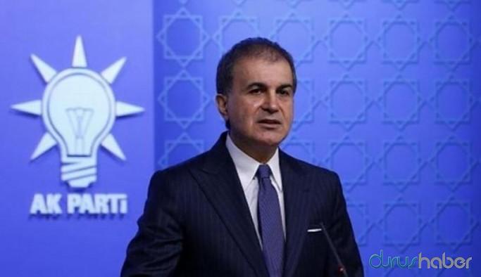 AKP Sözcüsü: Bu çirkin yalanı şiddetle kınıyoruz