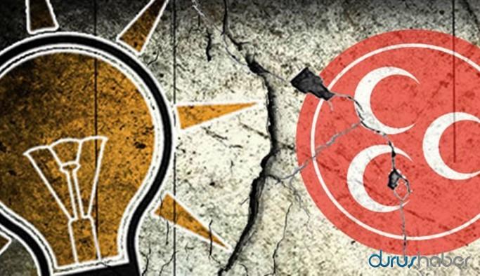 AKP ve MHP'ye yerel seçim şoku! 6 ili daha kaybediyorlar!