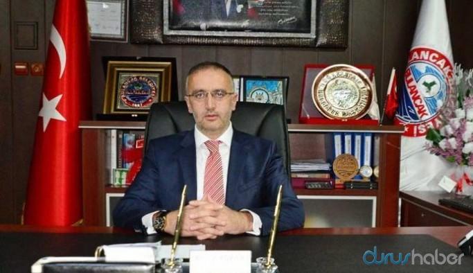 AKP'li Belediye Başkanına silahlı saldırı